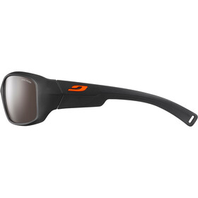 Julbo Rookie Spectron 4 Sunglasses 8-12Y Kinder matt black-brown flash silver